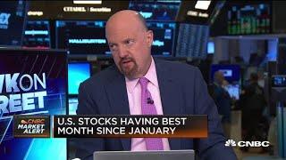 Cramer: Trump will eventually go after German autos