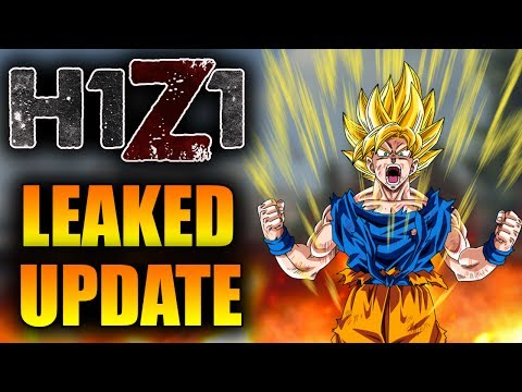 NEW LEAKED H1Z1 UPDATES! Team Scoring, New Weapon and MORE! (H1Z1 June Update Notes)