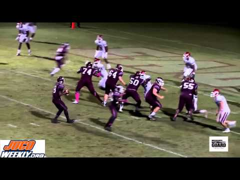 Hinds Community College Football Highlights