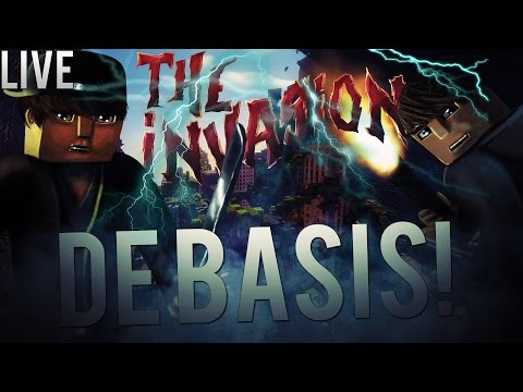 The Invasion LIVE! - DE OUTLAW BASIS!