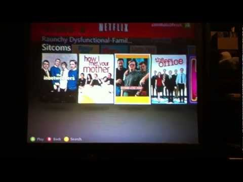 HOW TO GET AMERICAN NETFLIX IN CANADA ON YOUR XBOX360. PS3. WII.100% FREE