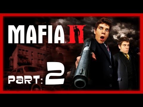  Mafia 2 - GoGo - Part. 2 - Kradneme auto!!! 