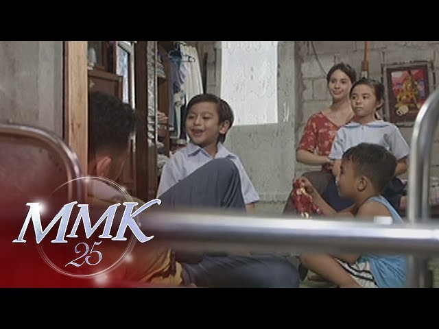 MMK: George sends his children to school despite of his condition