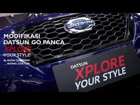 Video Datsun Go Panca Modification Xplore Your Style