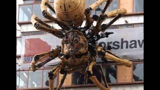 Watch Tear Garden Cyberspider video