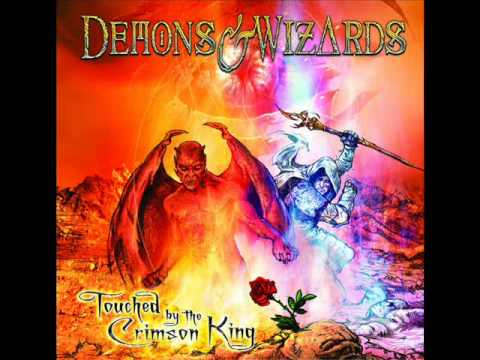 Demons And Wizards - Immigrant Song