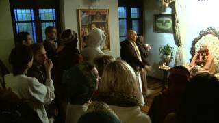 2012.11.11. Deity Greeting, Guru Puja HG SDA ISKCON Kaunas Lithuania