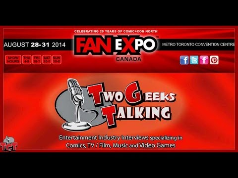 Lost Girl Panel Full Fan Expo Canada 2014
