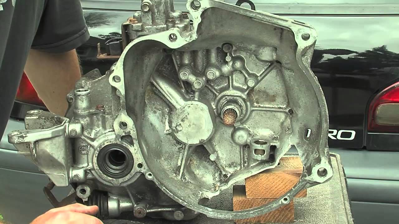 Diy Electric Car 05 Transmission Basics Youtube