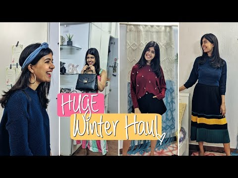 HUGE Winter Haul | Sejal Kumar
