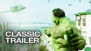 Hulk (2003) - Official Trailer