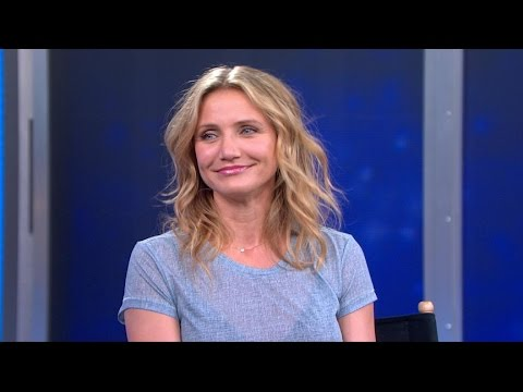 "Cameron Diaz Interview 2014: Actress Discusses Her Role in the New Film ""Sex Tape"""