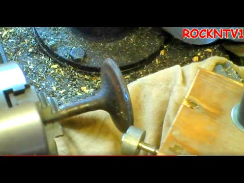 LATHE tool Post Grinder DIY HOME MADE Live tooling