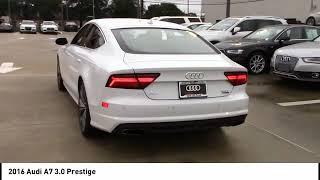2016 Audi A7 Metairie LA N005285A