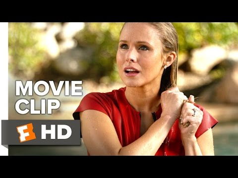CHIPS Movie CLIP - What Are You Wearing? (2017) - Kristen Bell Movie
