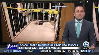 Palm Beach County School Board to discuss rebuilding 2 schools