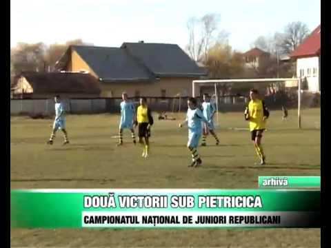 Sport – Doua victorii sub Pietricica