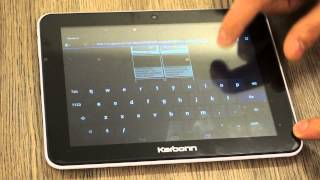 Karbonn Smart Tab 8 ST8 Velox Jelly Bean Unboxing and Hands On Video - iGyaan