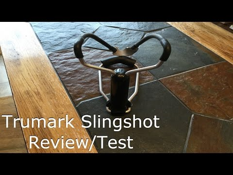Trumark slingshot Review/Test