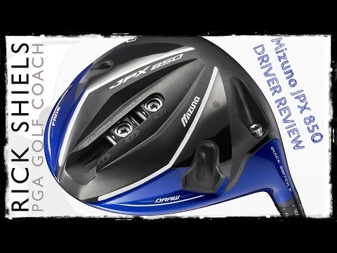 Mizuno JPX 850 Driver Review