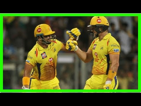 Breaking News | IPL 2018 final, CSK vs SRH: Statistical highlights