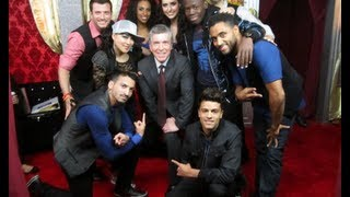 Dancing With the Stars - Spotlight Performance with Joshua Johnson Tap Dancer from NYC Oct.9 2012