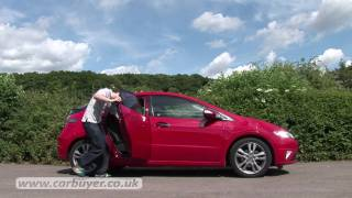 Honda Civic 2006 - 2011 review - CarBuyer
