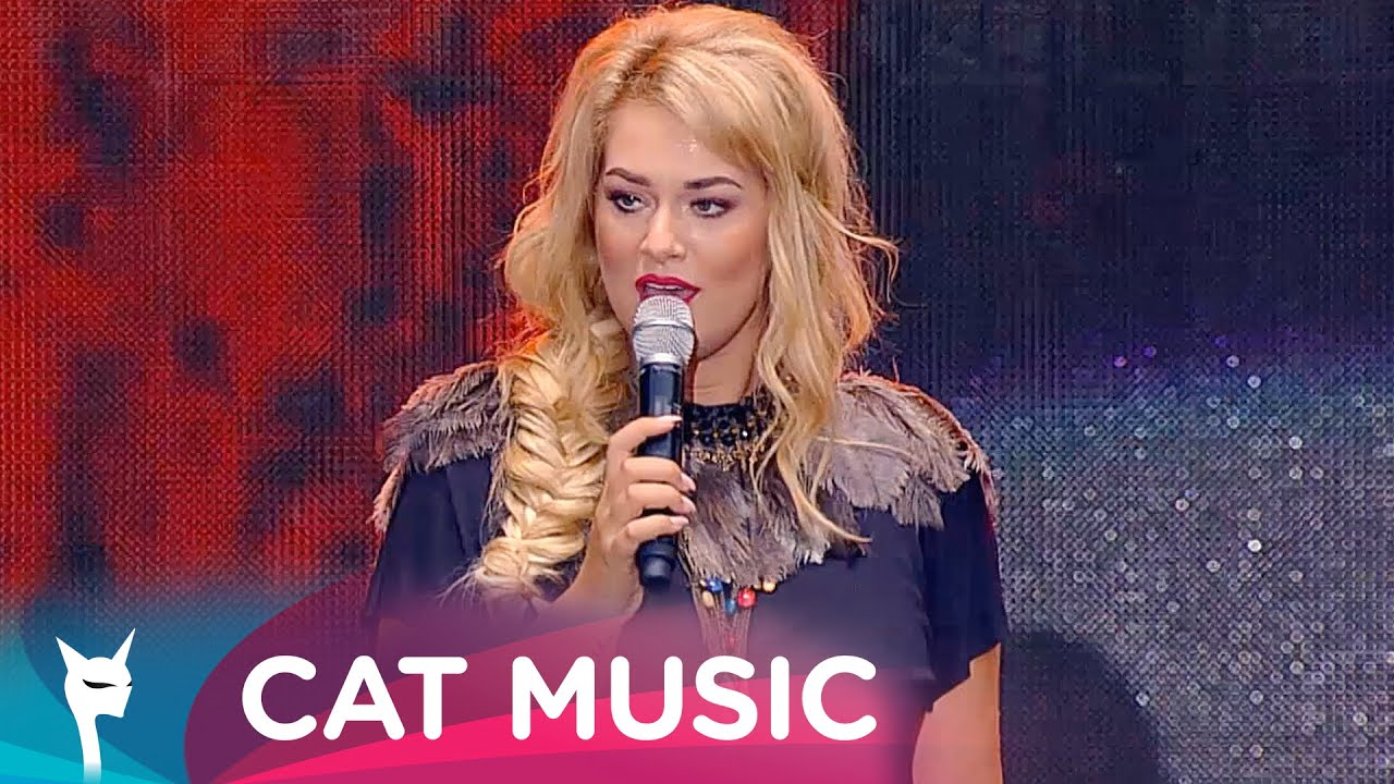 Feli Live @ Media Music Awards 2015