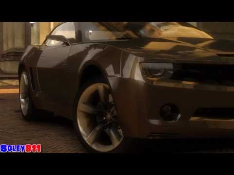 GTA 4 Chevroler Camaro SS !!  ENB series Extreme Graphics  [ Car mods + RealizmIV + VisualIV ]