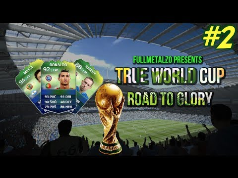 Fifa 14|Ultimate Team|True World Cup RTG (UEFA) #2- Fernando TORRES SUX!