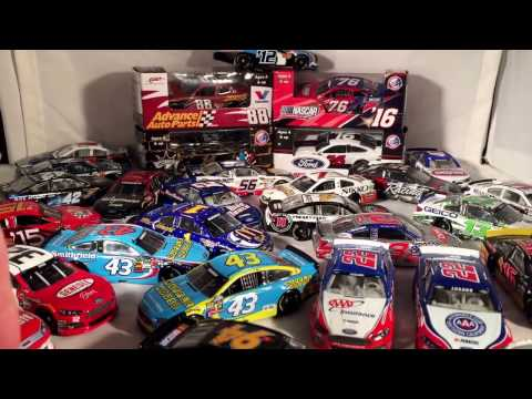 Review & Discussion: 1/64 Exclusive NASCAR Diecast
