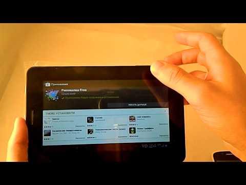 Обзор планшета Allwinner A13 phone call 2G GSM с диоганалью 7 дюймов