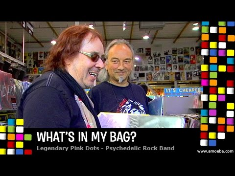 The Legendary Pink Dots - What's In My Bag?