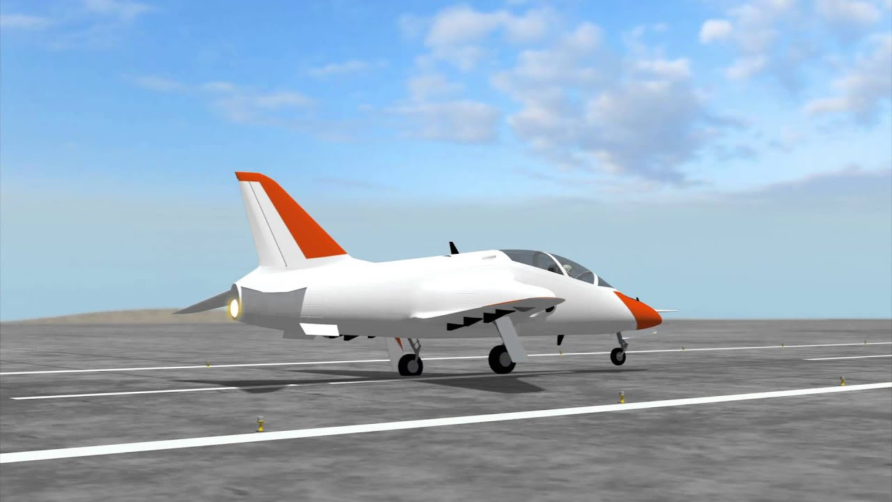 U.s Navy Training Jet