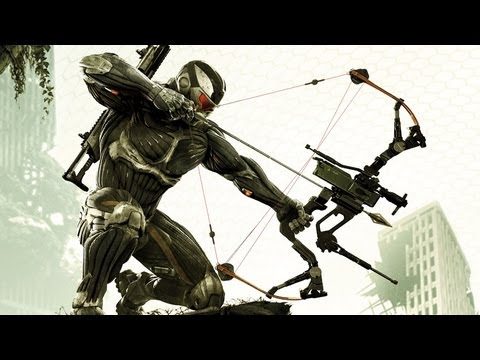 Crysis® 3 Official Gameplay Trailer - E3 2012
