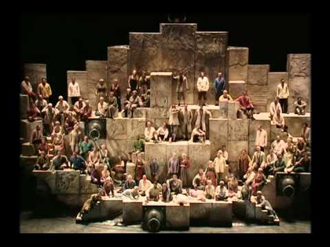 Nabucco - Hebrew Slaves Chorus Music Videos