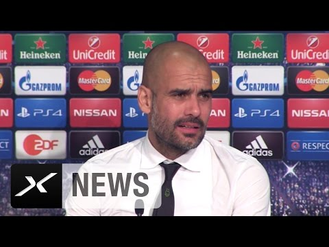 Pep Guardiola nach CL-Gala: