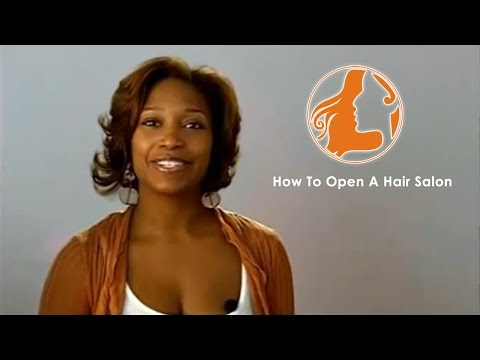 How To Open A Hair Salon