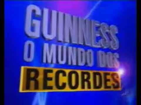 Top Guinnes, o Mundo dos Recordes - 05/12