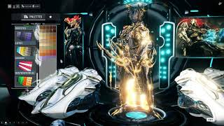 Valkyr Prime -  3 Color Schemes