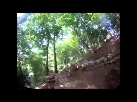 Mountain Biking Cherokee Park, No Net Trail