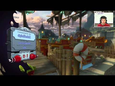 Cactus Down     The Dream Team V1   Plants Vs Zombies  Garden Warfare
