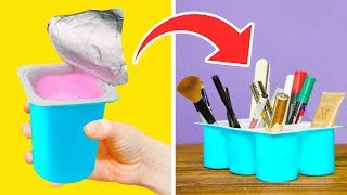 20 RECYCLING HACKS TO DECORATE YOUR HOUSE