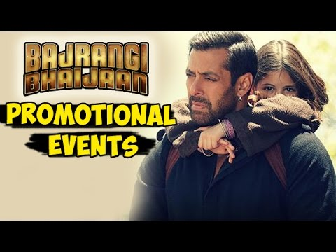 Bajrangi Bhaijaan Movie | Salman Khan, Kareena Kapoor, Nawazuddin | Uncut Promotional Events Photo Image Pic