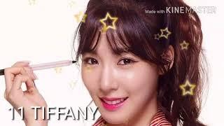 Top 20 beautiful kpop girl