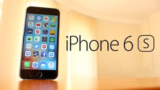 Обзор Iphone 6s. Стоит ли он своих денег?