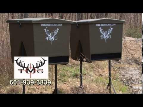 Dixie Deer Blinds