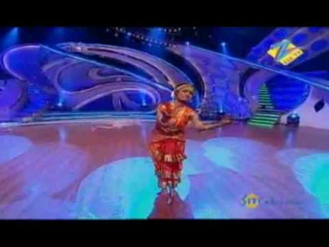 Lux Dance India Dance Season 2 Feb. 20 '10 Kruti video
