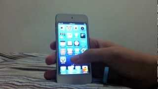 Review iPod Touch 5 en Español