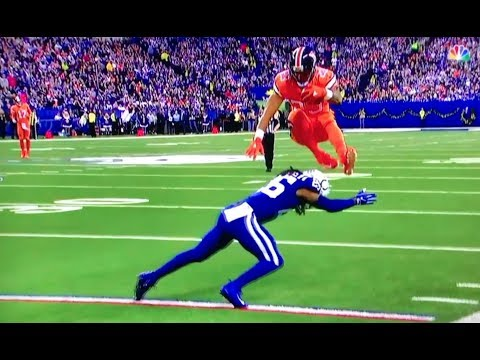 NFL BEST PLAYS of 2017: Top NFL Dives & Hurdles (ft. 'Victory' by Eric Lives Here)